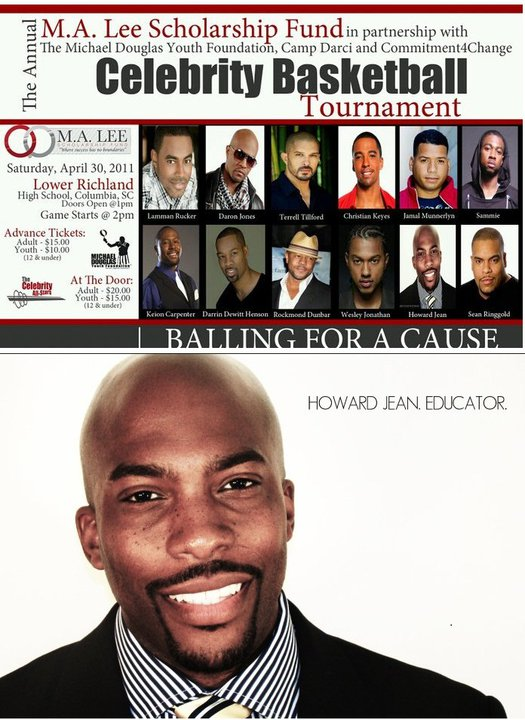 Celebrity Basketball Fundraiser